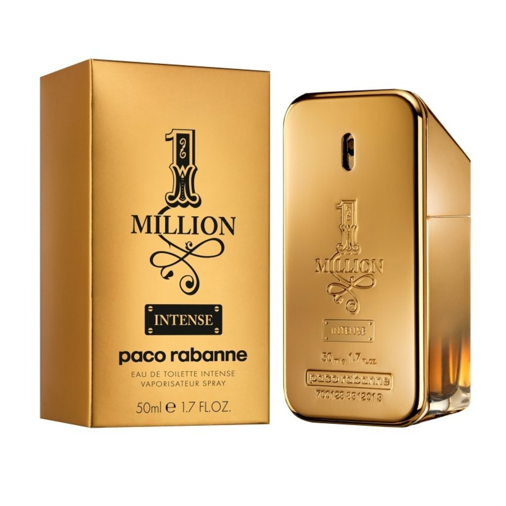 Paco Rabanne: Paco Rabanne 1 Million Intense edt м 50 ml в Элит-парфюм