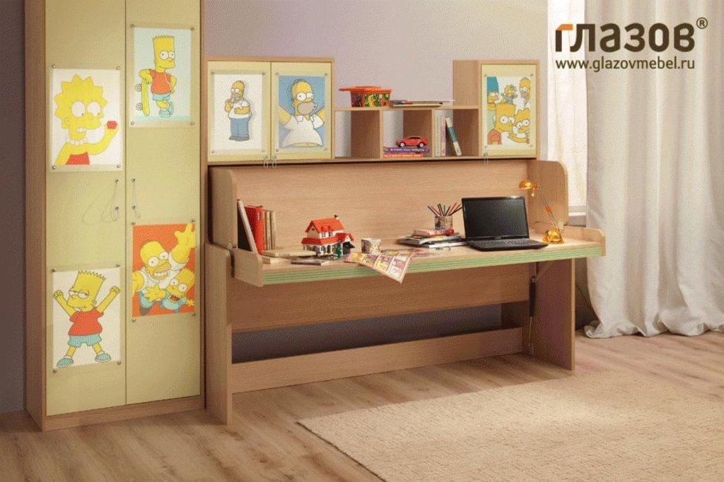 Мебель в детскую Калейдоскоп (трансформер): Мебель в детскую Калейдоскоп (трансформер) в Стильная мебель