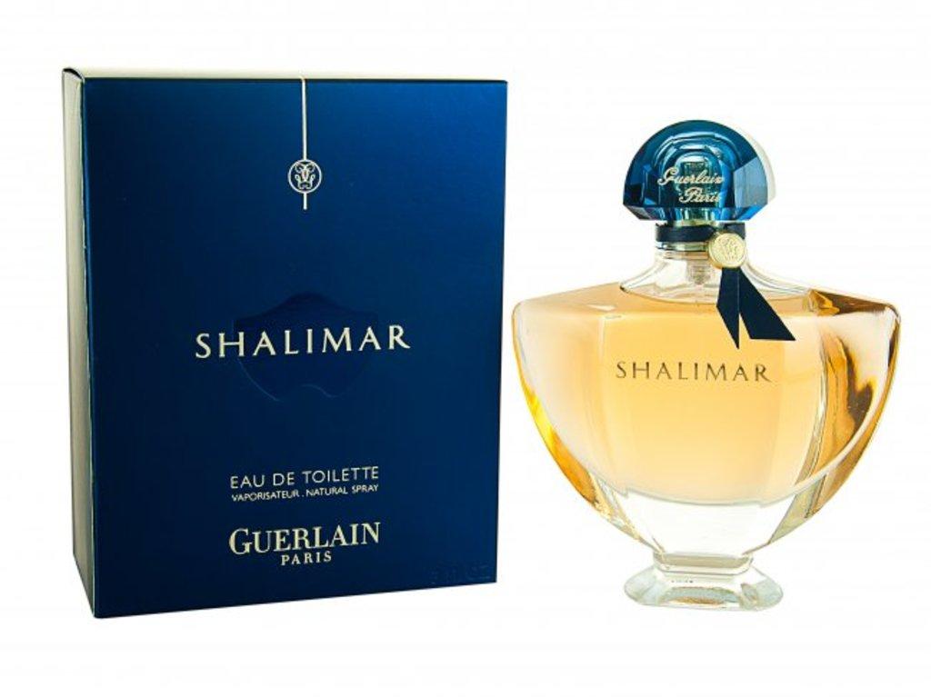 Guerlain: Guerlain Shalimar Eau de Toilette edt ж 30 | 50 |100ml в Элит-парфюм