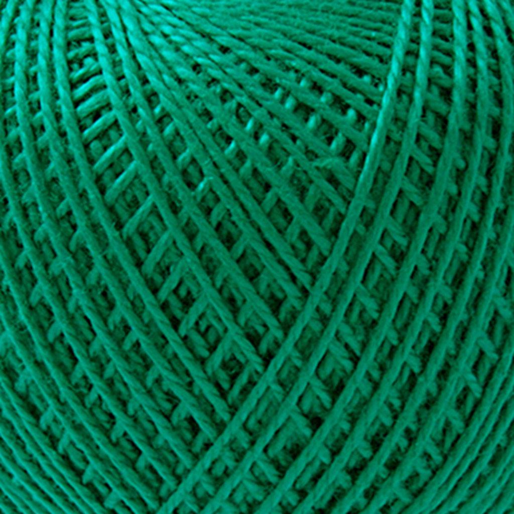 Ирис 25гр.: Нитки Ирис 25гр.150м.(100%хлопок)цвет 3514 изумруд в Редиант-НК