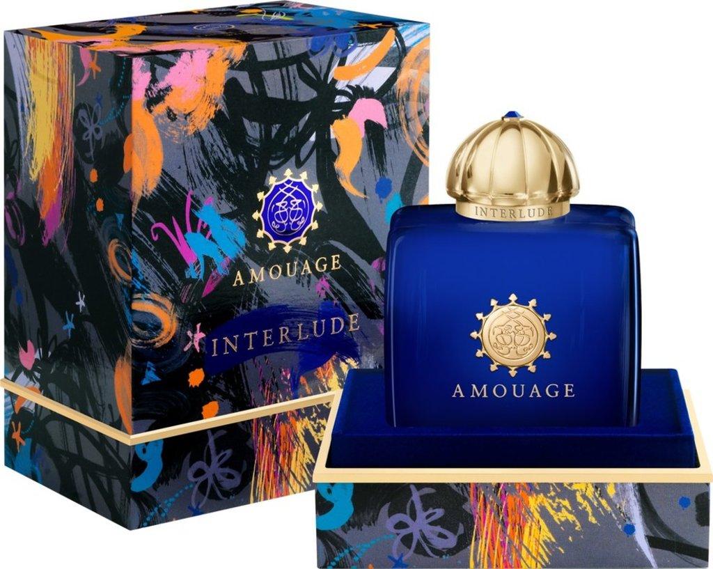 Женская парфюмерия: Amouage Interlude Woman 100мл (Тестер) в Мой флакон