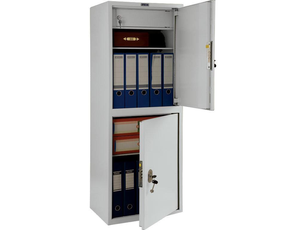 Шкафы - сейфы: Шкаф-сейф Промет SL-125/2T в Техномед, ООО