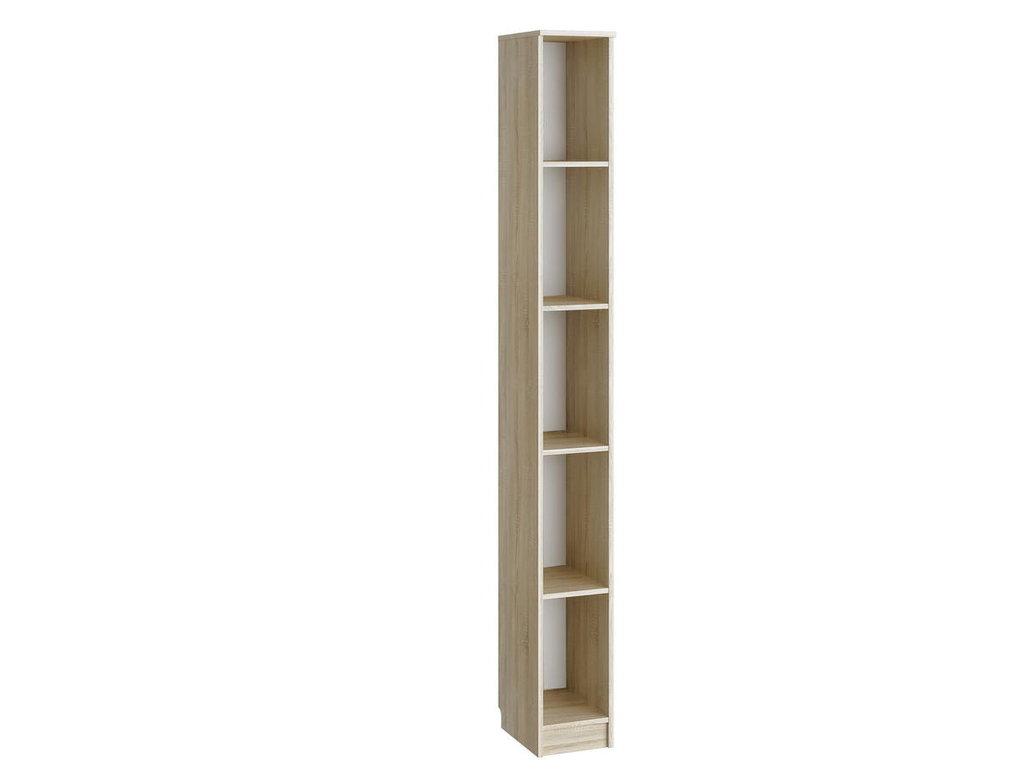 Детские шкафы и стеллажи: Стеллаж НМ 013.93 Акварель в Стильная мебель