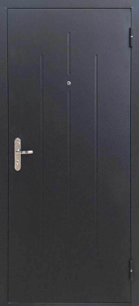 Двери Цитадель: Дверь входная металлическая Стройгост 5-1 металл/металл в Салон дверей Доминго Ноябрьск