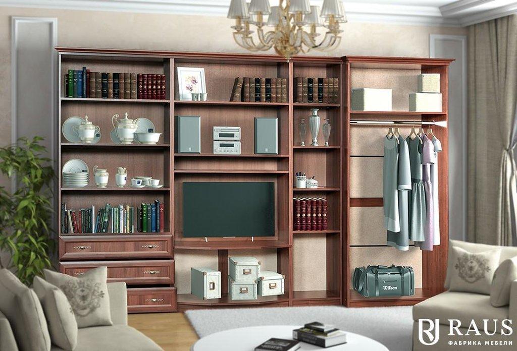 Гостиные: Гостиная Мона-Люкс (модульная система) в Уютный дом