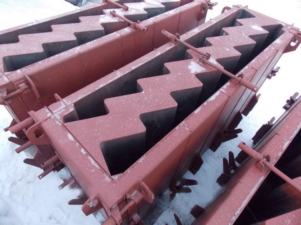 Металлоформы: Металлоформа лестничного марша ЛМ 27.12.14-4 в Металл Вологда