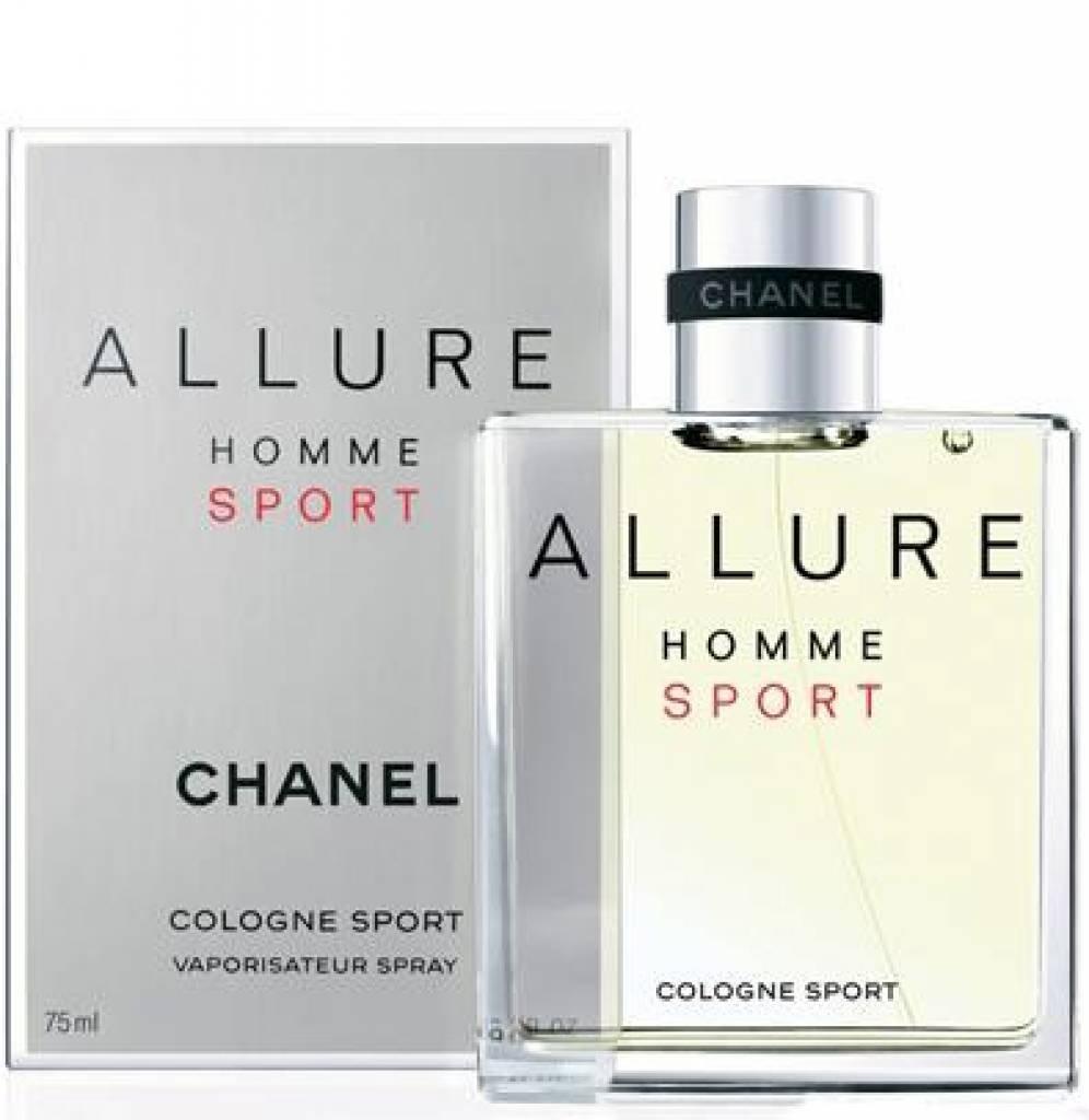 Chanel (Шанель): Сhanel Allure Homme Sport  Cologne edt 100ml в Мой флакон