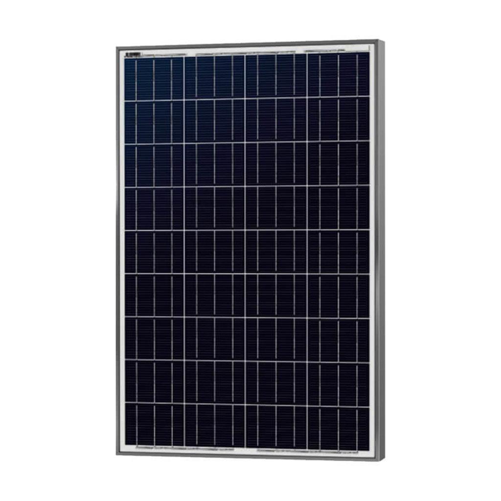 Поликристалические: Cолнечная батарея SilaSolar 100Вт в Горизонт