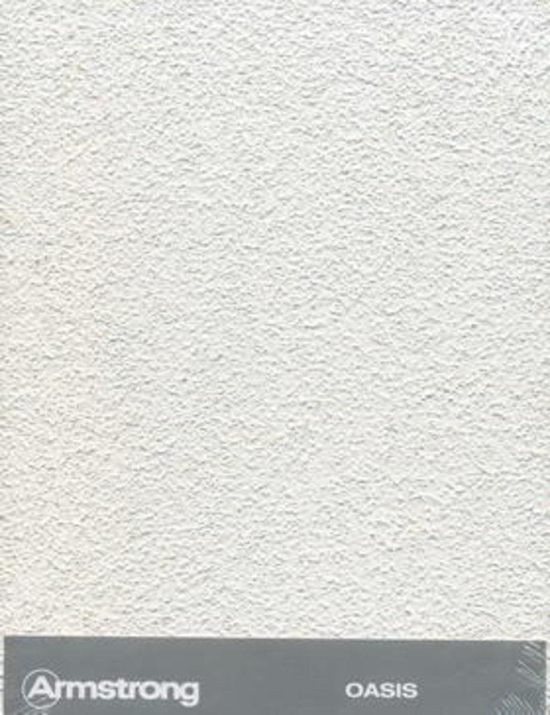 Потолки Армстронг (минеральное волокно): Потолочная панель Oasis в Мир Потолков