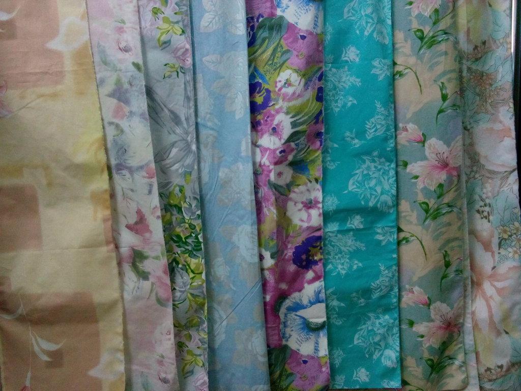 Реставрация пухо-перовых изделий: Реставрация одеяла (двуспальное 175*205) в Дрёма