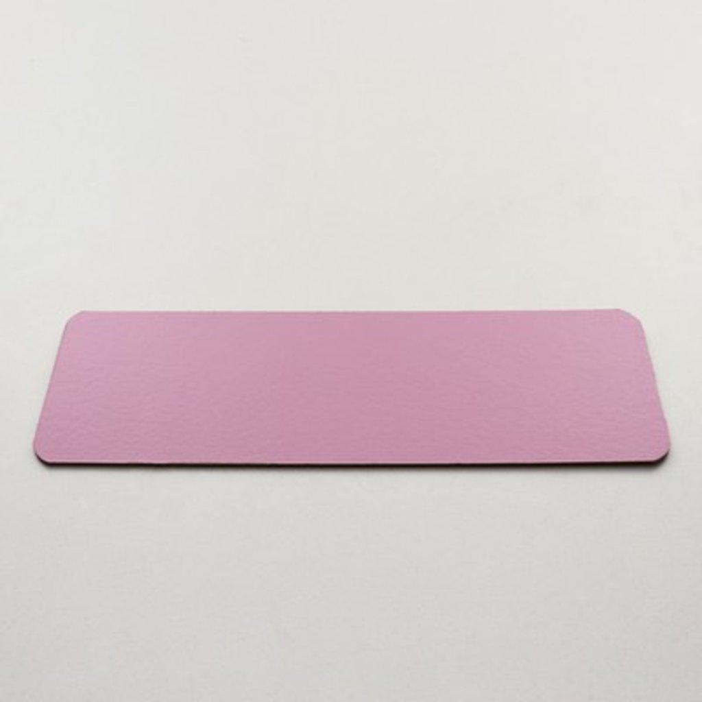 Салфетки, подложки: Подложкка 105х305мм золото/розовый 3,2 мм в ТортExpress