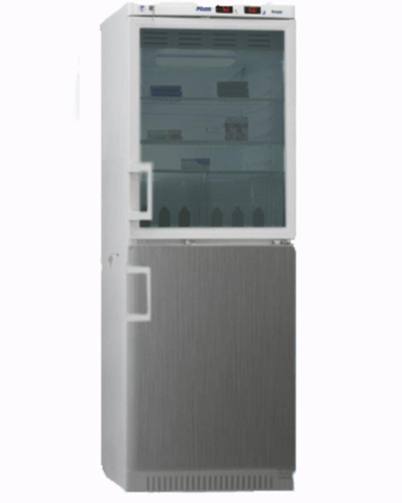 Холодильники: Холодильник фармацевтический Позис ХФД-280 (двери тон. стекло/металл) в Техномед, ООО