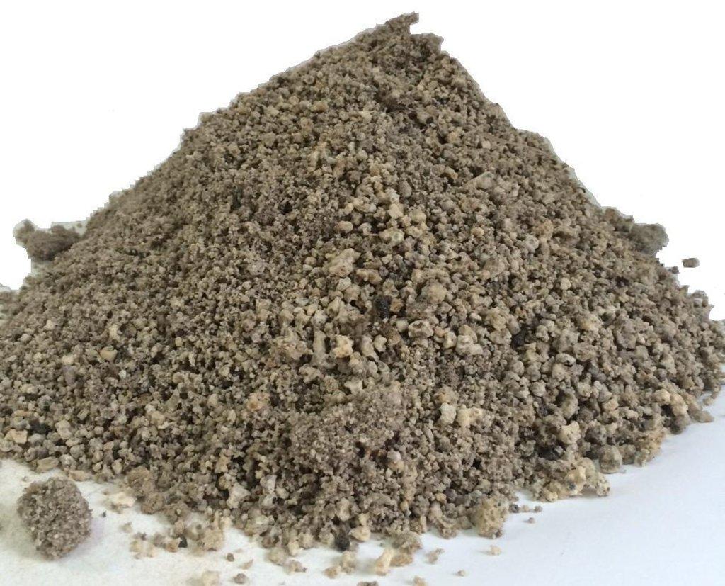 Шлаки металлургические: Граншлак (шлак гранулированный) фр.0-5мм. в 100 пудов