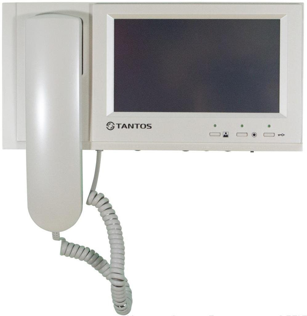 Мониторы: Монитор видеодомофона Tantos LOKI в Микровидео