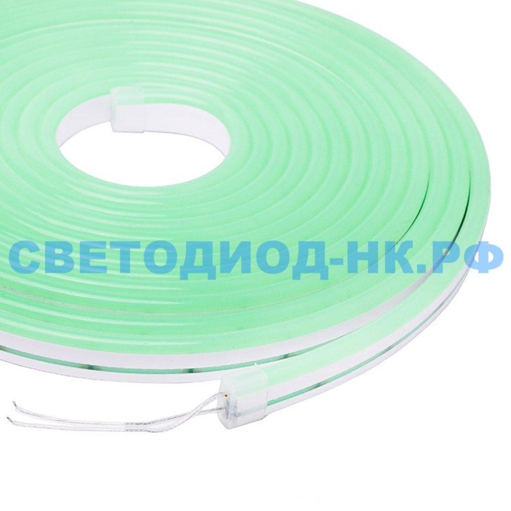 НЕОН 12В: Неон 12В BVD FN-2835-120-612-12V-5m-G (green) в СВЕТОВОД