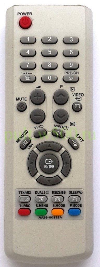 SAMSUNG: Пульт SAMSUNG AA59-00332A, G (TV) SG в A-Центр Пульты ДУ