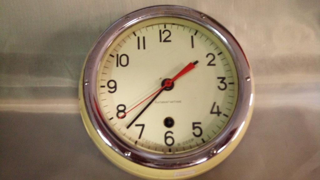 Старые вещи: Часы корабельные в Модели кораблей