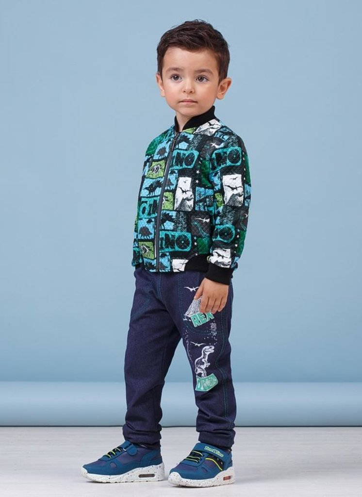 Одежда для мальчиков: Куртка для мальчика 48-8014-3 в Детский универмаг