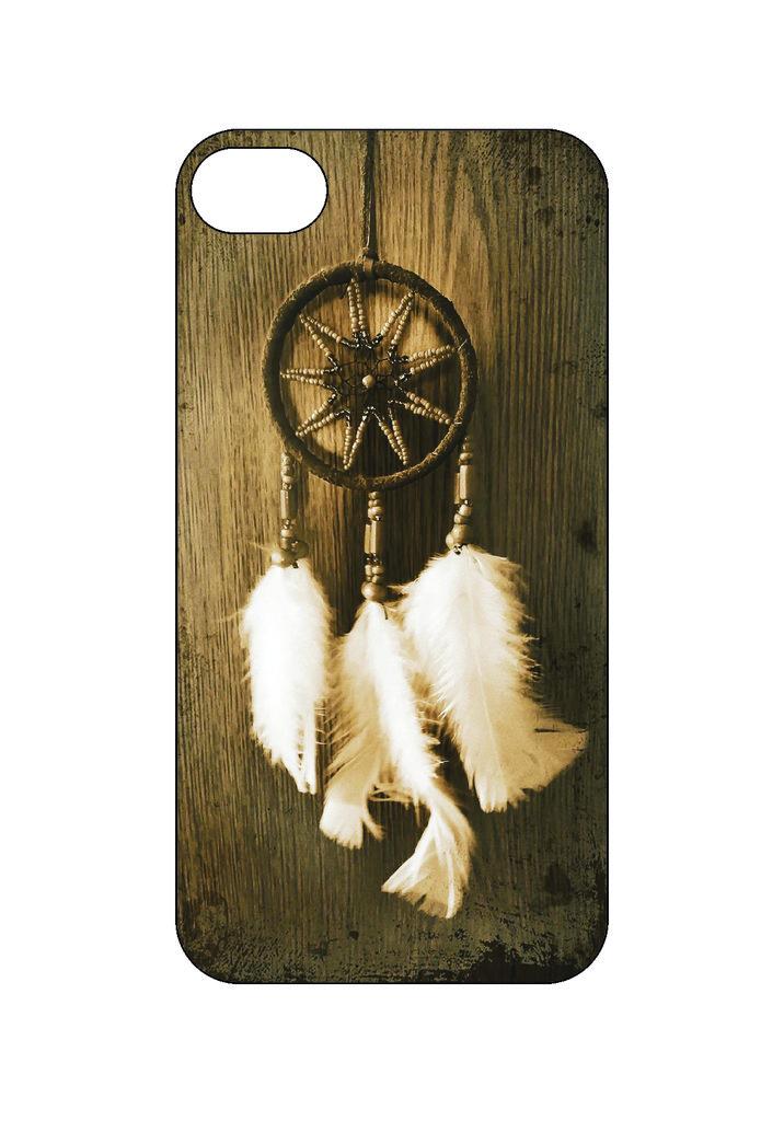 Выбери готовый дизайн для своей модели телефона: Ловец снов в NeoPlastic