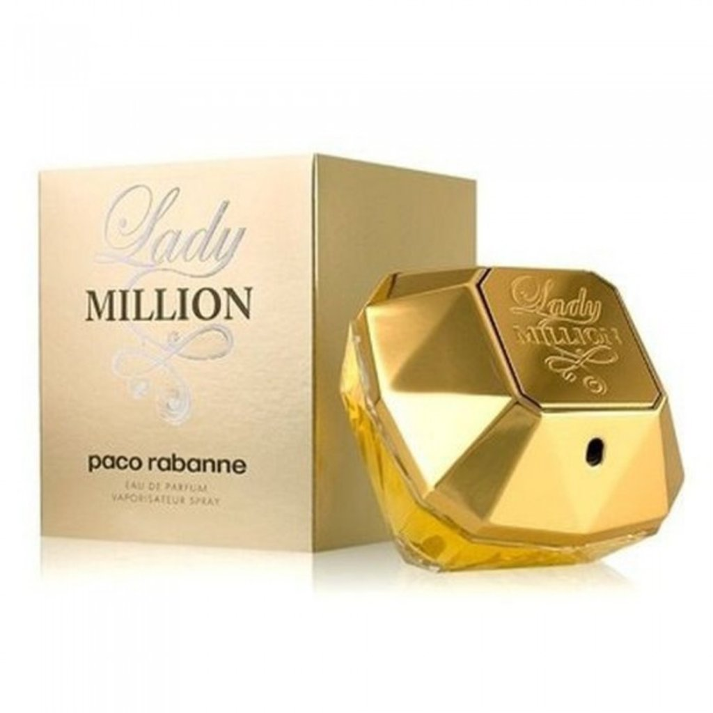 Pako Rabanne: Paco Rabanne Lady Million edp 30 | 50 | 80ml в Элит-парфюм