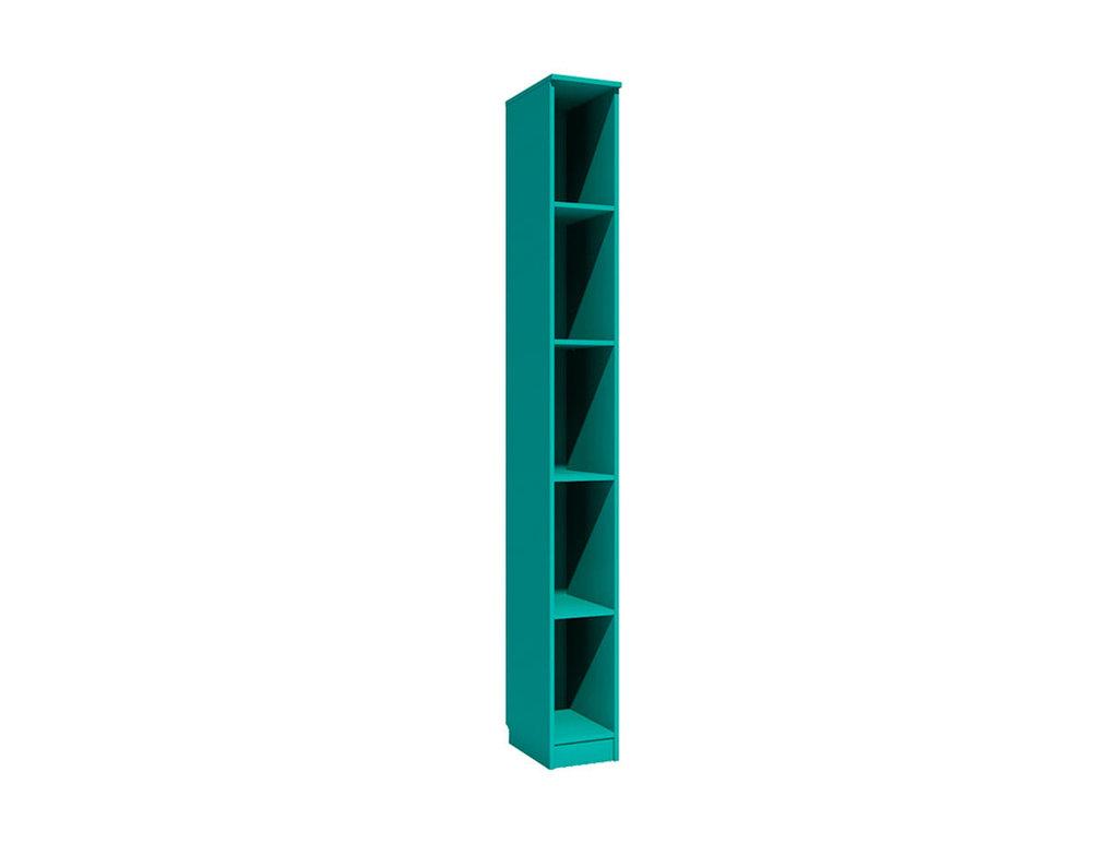 Детские шкафы и стеллажи: Стеллаж НМ 013.93 Рико в Стильная мебель