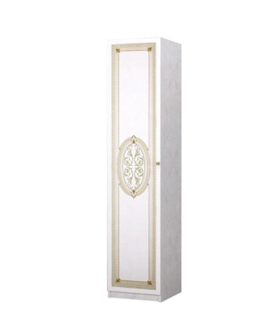 Шкафы для спальни: Шкаф 1-дверный Лара в Стильная мебель