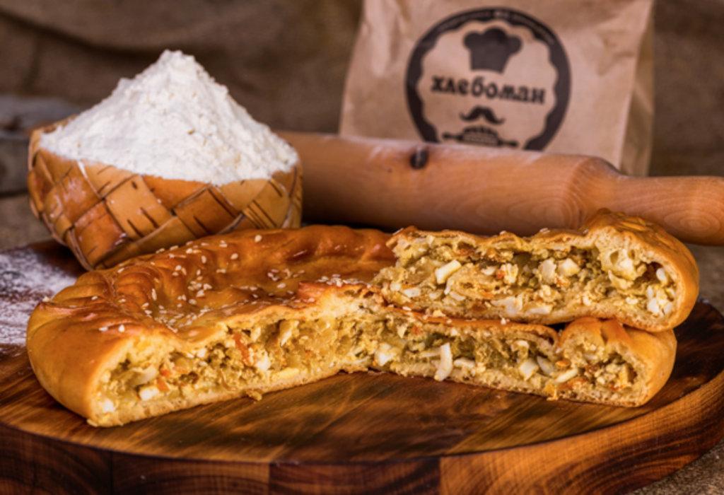 Пироги: Пирог Капуста с яйцом в Хлебоман