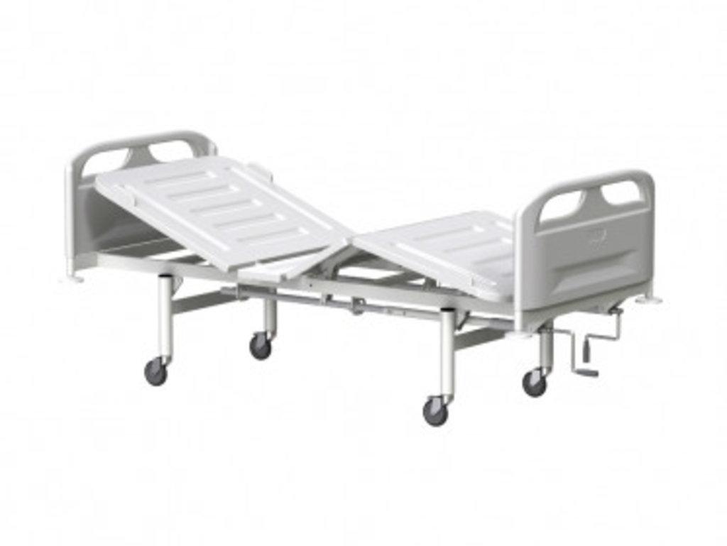 Медицинские кровати: Кровать медицинская для лежачих больных КФ3-01 МСК-3103 в Техномед, ООО