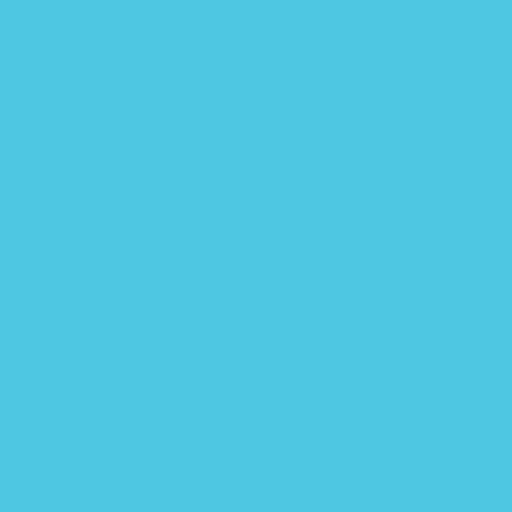 Бумага цветная 50*70см: FOLIA Цветная бумага, 130 гр/м2, 50х70см, голубой небесный, 1 лист в Шедевр, художественный салон