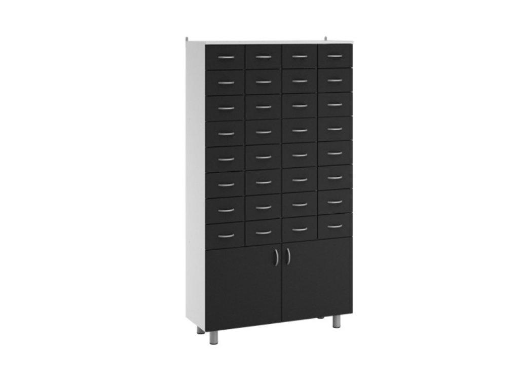 Шкафы для медикаментов: Шкаф для медикаментов АСК ША.02.02 (мод.1) в Техномед, ООО