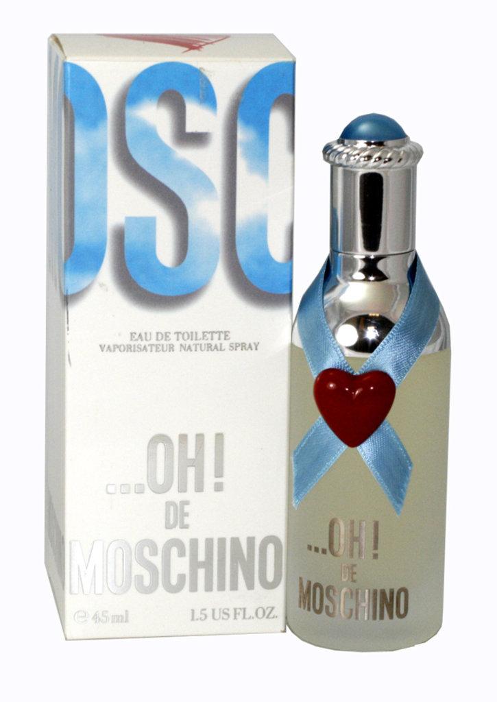 Moschino: Туалетная вода Moschino Oh! edt ж 75 ml в Элит-парфюм