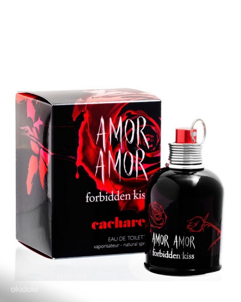 Cacharel: Cacharel Amor Forbidden Kiss edt 30 ml в Элит-парфюм