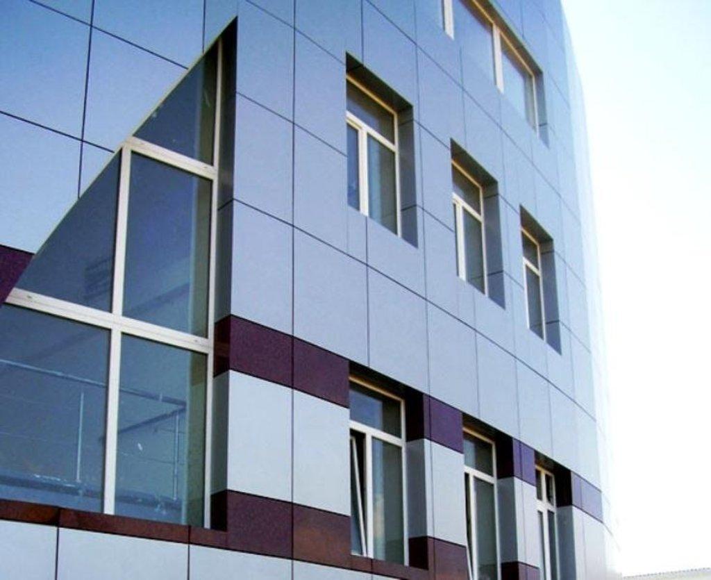 Фасадные работы: Устройство вентилируемого фасада в ТАЛАН СЕРВИС, ООО