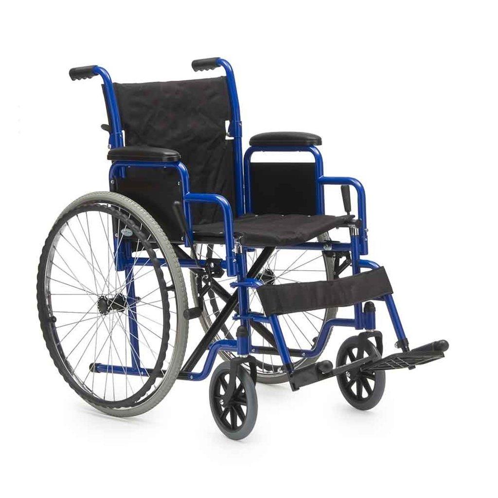Инвалидные коляски: Инвалидная коляска H035 Армед в Техномед, ООО
