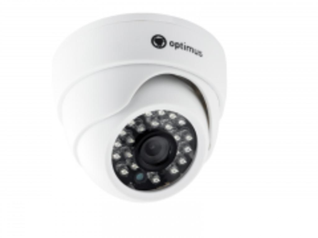 AHD-видеокамеры: Видеокамера Optimus AHD-H022.1 (3.6) в Микровидео
