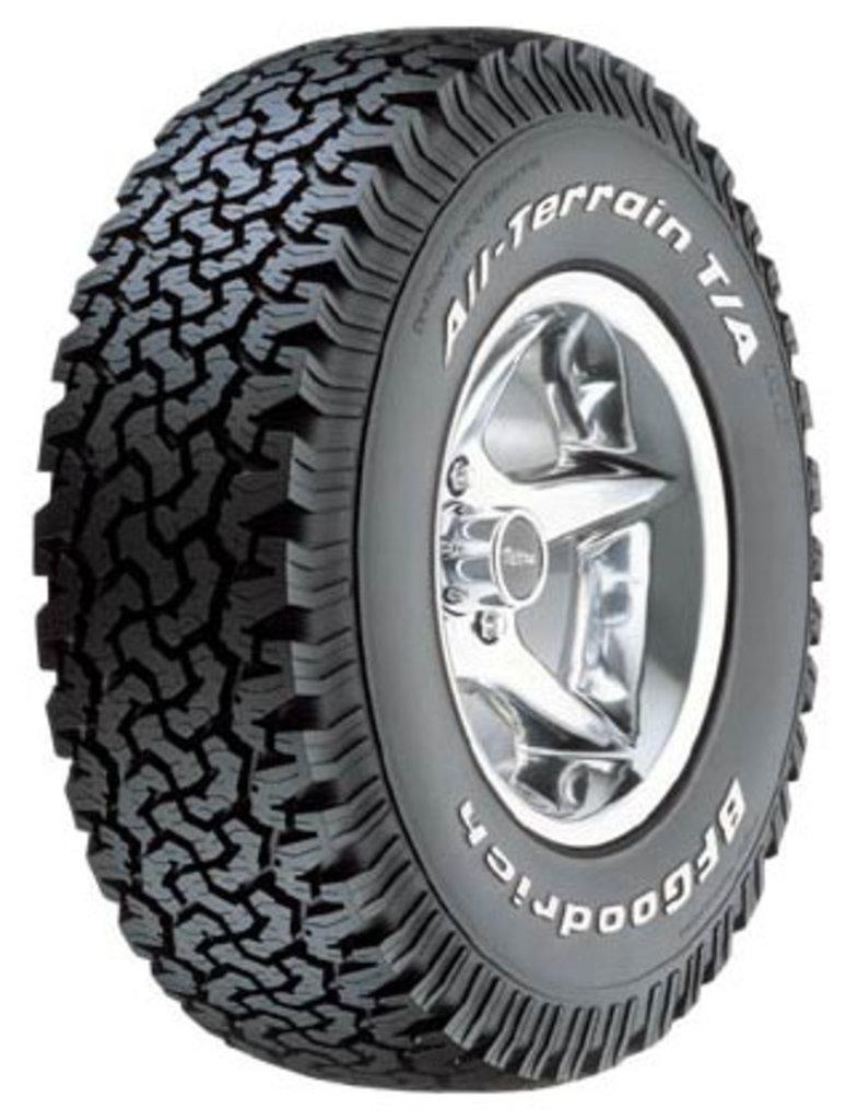 BFGoodrich: BFGoodrich All-Terrain T/A KO2 LRE RBL GO 265/60 R18 119/116S в АвтоСфера, магазин автотоваров