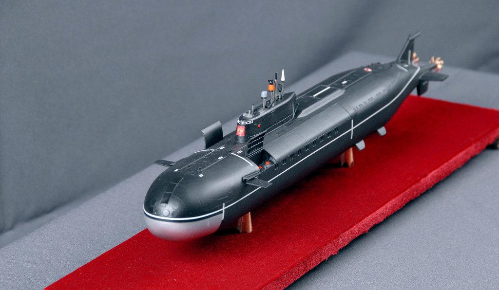 """Модели подводных лодок: Подводная лодка проекта 949А """"Антей"""" (NATO classification """"Oscar-2"""" в Модели кораблей"""
