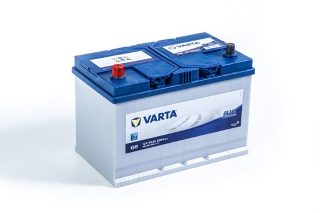 VARTA: VARTA Blue Dynamic 12V 95Ah в БазаАКБ