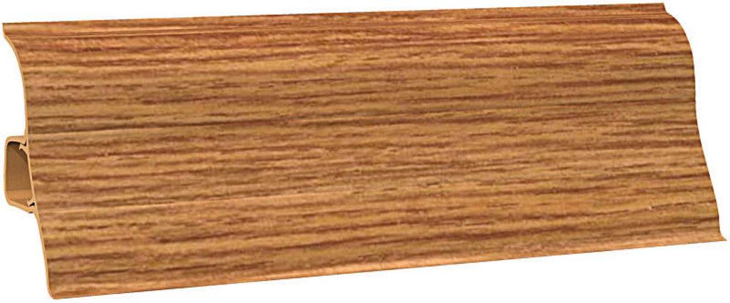 Плинтуса напольные: Плинтус напольный Ecoline 122 дуб красный в Мир Потолков