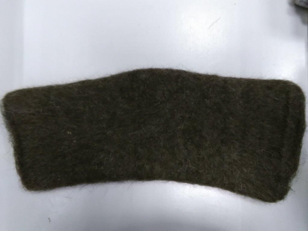 Варежки, носки, гольфы, наколенники: Наколенники из собачьей шерсти в Сельский магазин