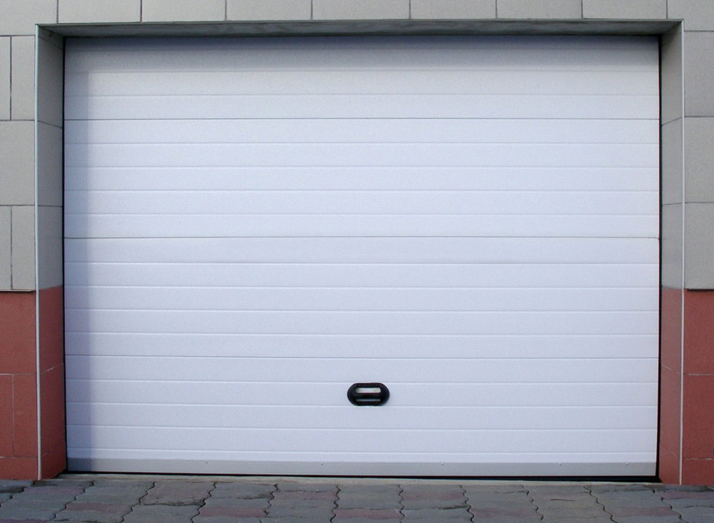 Гаражные ворота DoorHan: Гаражные ворота DoorHan ш2750хв2125мм, автоматика (1пульт) в АБ ГРУПП