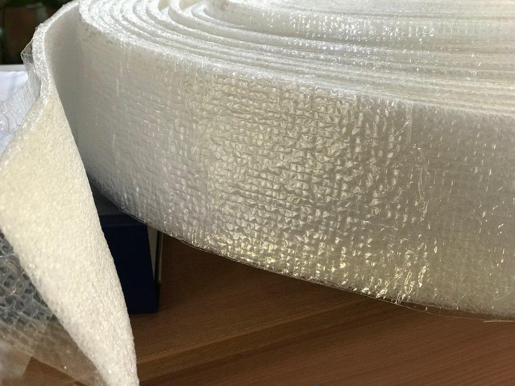 Демпферная лента: Лента демферная 10мм*100мм 30м в 100 пудов