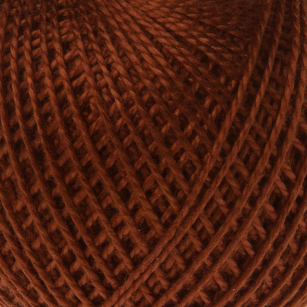 Ирис 25гр.: Нитки Ирис 25гр.150м.(100%хлопок)цвет 5812 шоколадный в Редиант-НК
