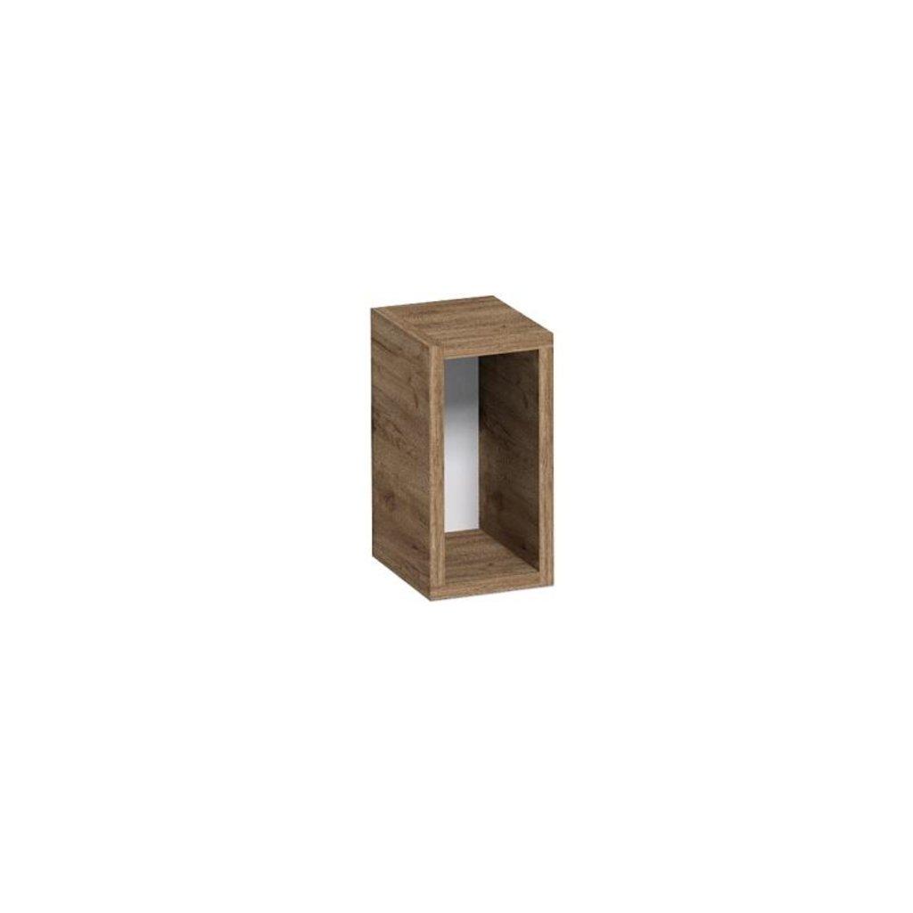 Полки детские: Куб 2 Nature 99 в Стильная мебель