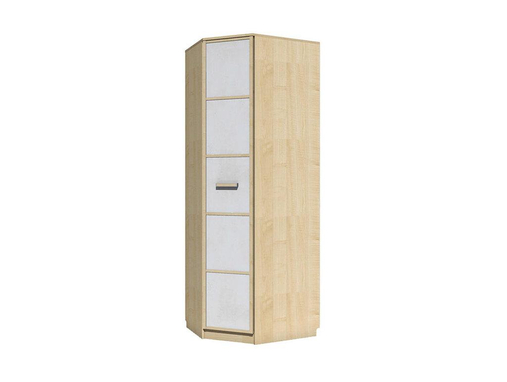 Детские шкафы и стеллажи: Шкаф угловой левый НМ 013.04-02 ЛВ Фанк в Стильная мебель