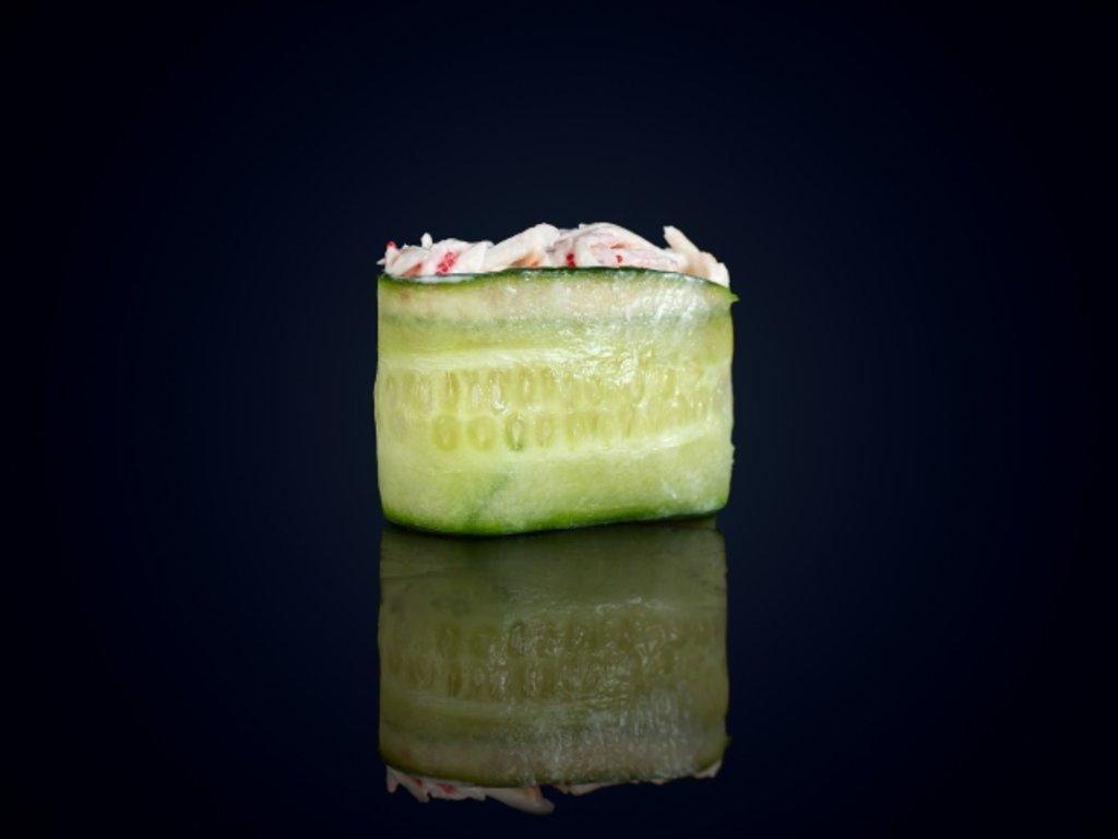 Суши и гунканы: Гункан Каруй Кани в МЭСИ суши&роллы
