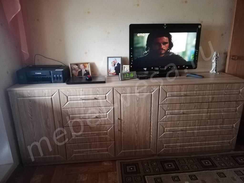 Корпусная мебель: Комоды 1 и 2 в Vesa