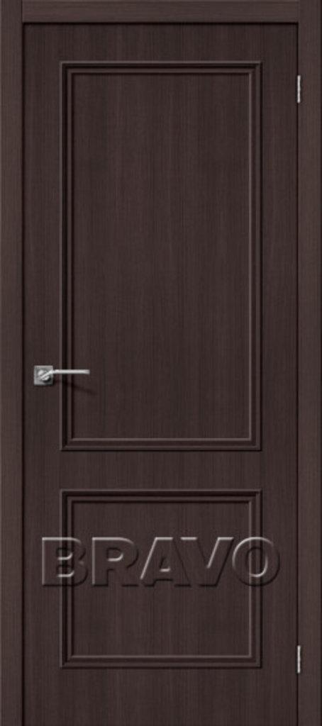 Двери экошпон BRAVO Classico: Классико-18 Wenge Veralinga в STEKLOMASTER