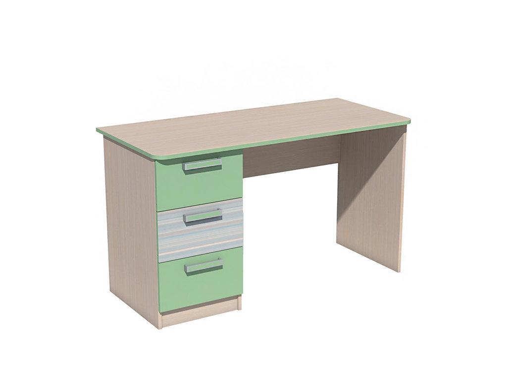Письменные столы: Стол письменный НМ 011.47-01 ММ Рико-М в Стильная мебель