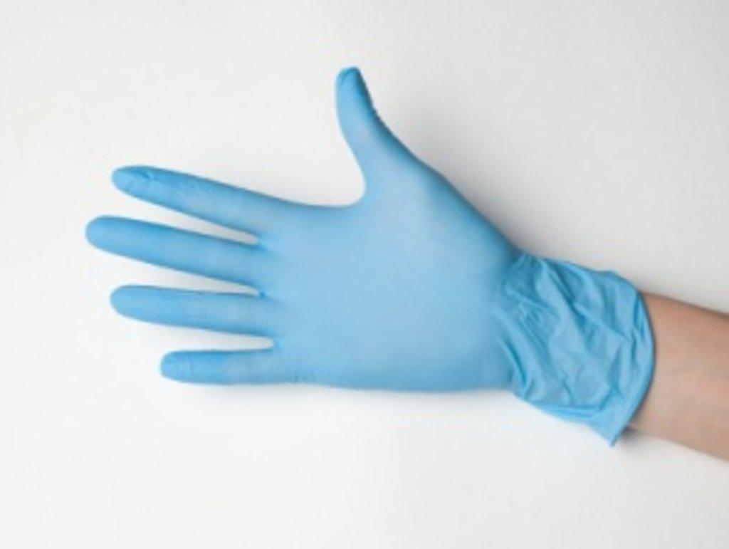 Барные принадлежности: Перчатки виниловые в ХимМаркет, склад бытовой химии и хозинвентаря